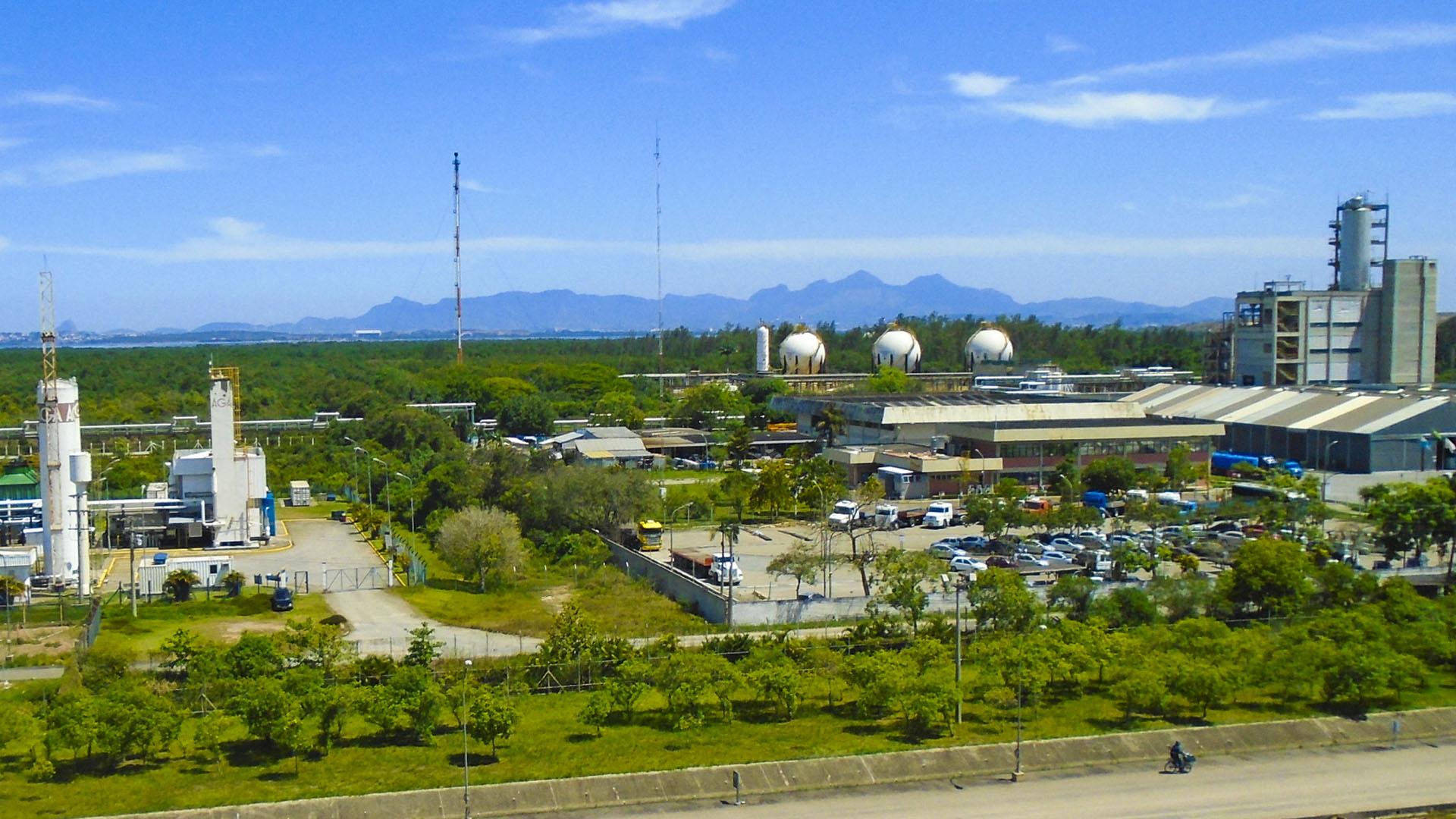 Petrobras - Campo de azulão
