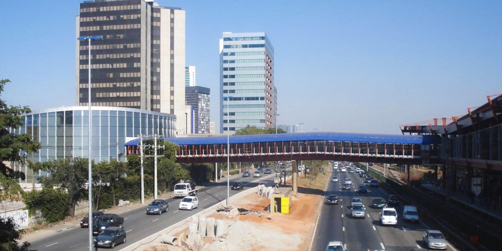 Metrô de São Paulo – Estação Pinheiros Linha 4