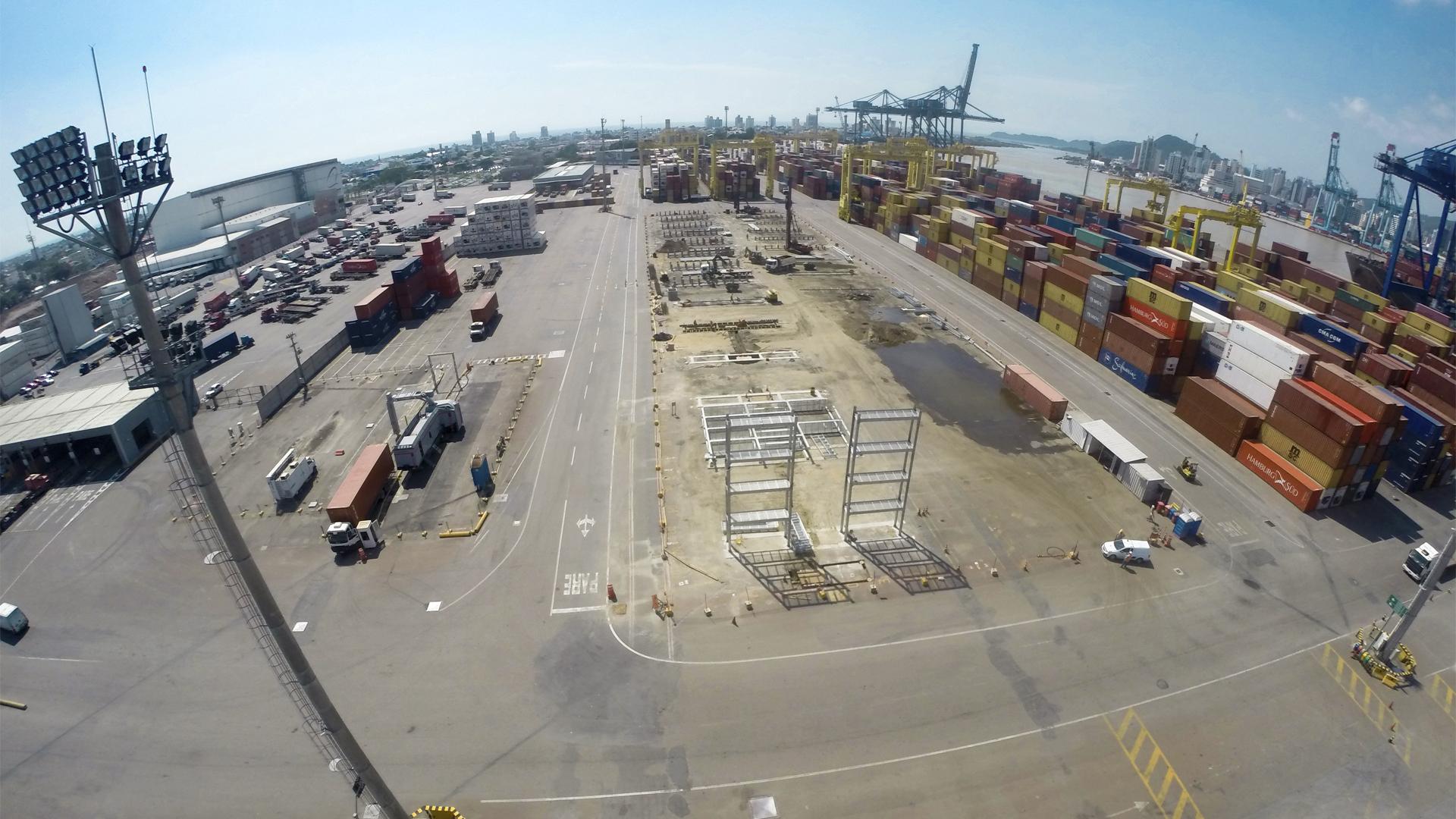 Terminais Portuários de Navegantes - Portonave