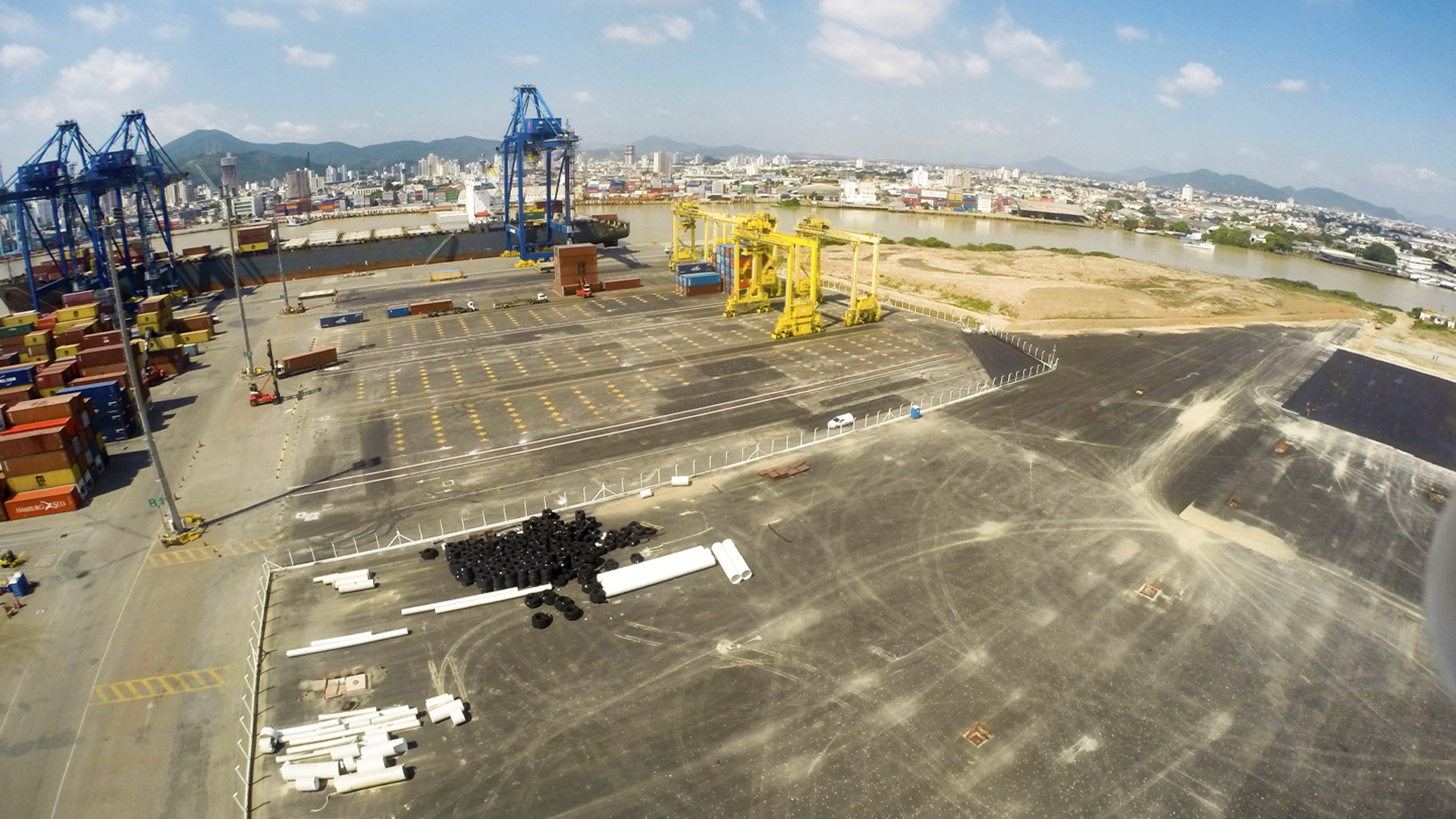 Terminais Portuário de Navegantes - Portonave