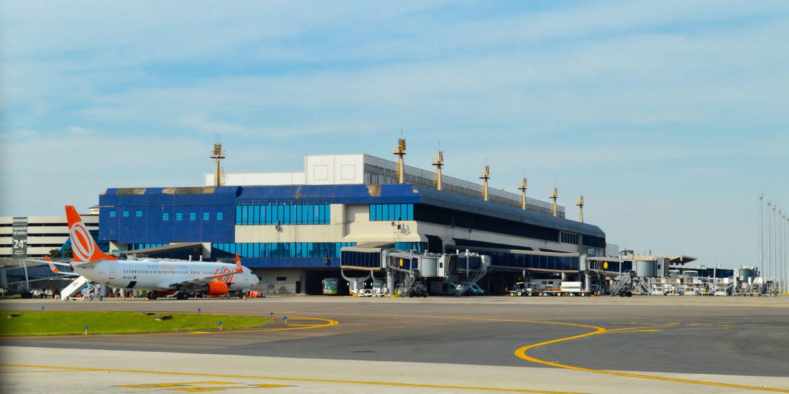 Aeroporto Internacional Salgado Filho – Porto Alegre